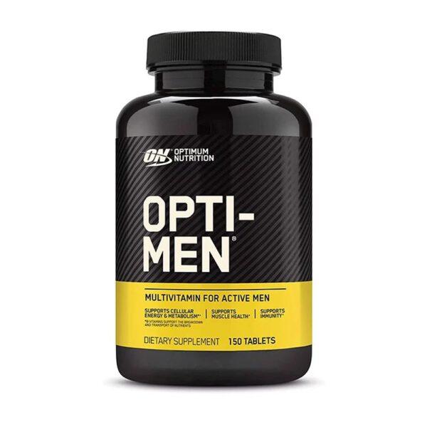 Opti Men 240 viên - bổ sung vitamin tổng hợp cho Nam giới hỗ trợ một cuộc sống khỏe mạnh, tăng cường sức khỏe tổng thể. Tìm hiểu thêm...