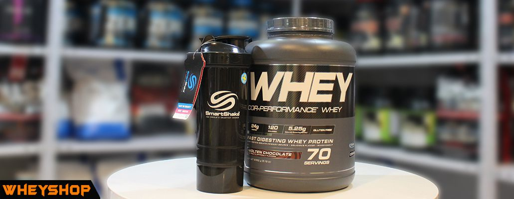 Whey Cor 5lbs compressed