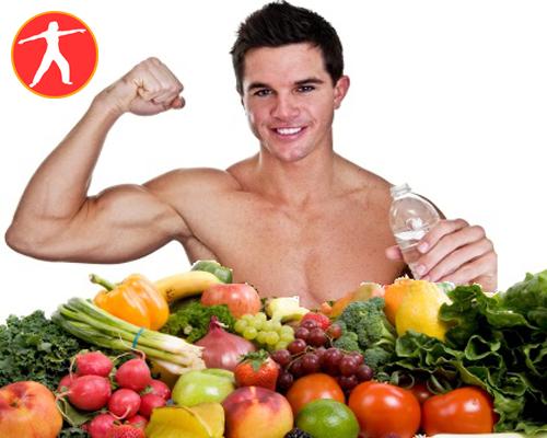 Điều tất yếu trong tăng cân đó là vấn đề dinh dưỡng
