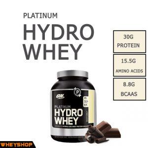 hydrowhey sữa tăng cơ whey protein chính hãng