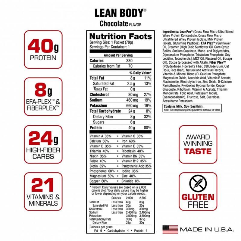 Lean Body MRP 80 Gói 4