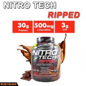 nitrotech ripped