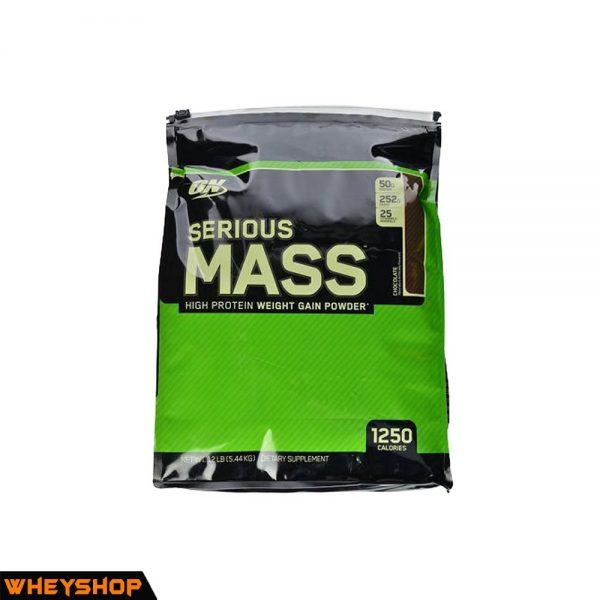 Serious Mass 12lbs (5.4kg) 1