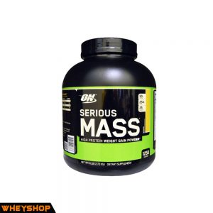 serious mass 6lbs tang can gia re chinh hang wheyshop