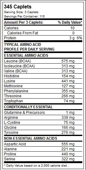 Super amino 6000 345 viên 2