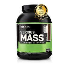Sữa tăng cân Serious mas