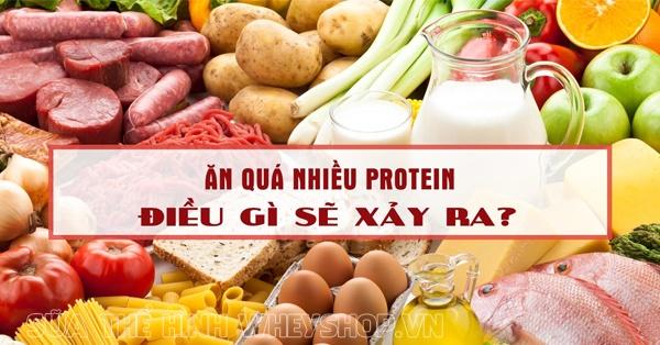 Ăn đạm giúp cơ thể khỏe manh, hỗ trợ phát triển cơ bắp. Tuy nhiên ăn quá nhiều đạm khiến cơ thể gặp nhiều vấn đề. Tìm hiểu ngay 10 tác hại của ăn nhiều đạm...
