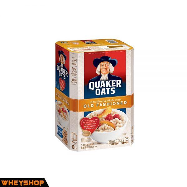 yen mach Quaker 10lbs ho tro giam can nhanh chong gia re chinh hang wheyshop_compressed