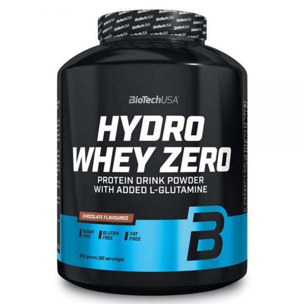 Biotech Hydro Whey Zero 4lbs là sản phẩm Whey protein hydrolyzed phát triển cơ bắp vượt trội, giá rẻ nhất Hà Nội TPHCM