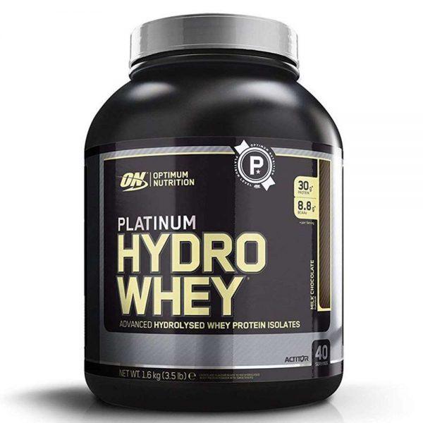 Platinum HydroWhey ON là sản phẩm tăng cơ bắp hiệu quả nhất với 100% Whey thủy phân hấp thu nhanh, chính hãng Optimum Nutrition và giá tốt nhất tại Hà Nội TPHCM
