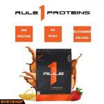Rule 1 Proteins bổ sung protein hỗ trợ tăng cơ chính hãng giá rẻ uy tín wheyshop.vn