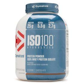 Dymatize ISO 100 5lbs là sản phẩm whey protein hydrolyzed và whey protein isolate tăng cơ bắp tốt nhất Hà Nội TpHCm
