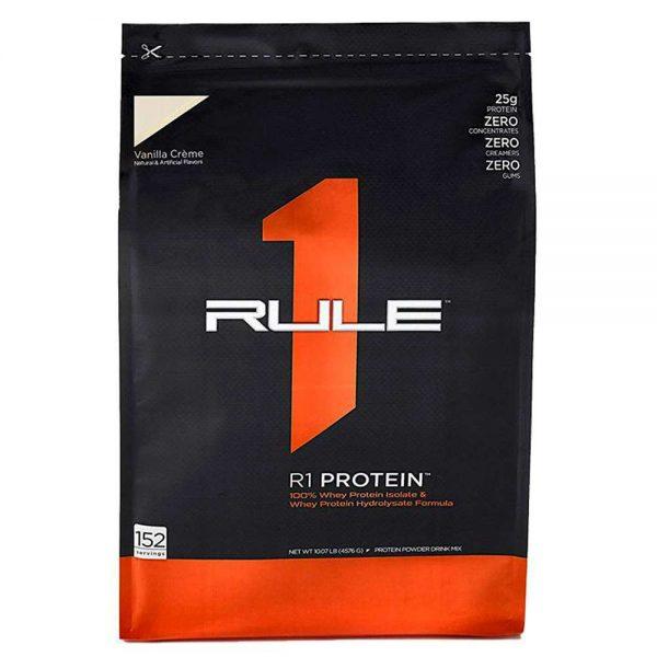 Whey Rule 1 Proteins là sản phẩm tăng cơ nhanh TOP 1, bán chạy hàng đầu năm 2020 bởi chất lượng vượt trội, chính hãng và giá rẻ nhất tại Hà Nội, TpHCM ...