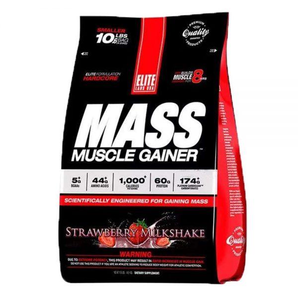 Elite Labs Mass Muscle Gainer là sản phẩm tăng cân tăng cơ hàng đầu trên thị trường hiện nay, nhập khẩu chính hãng, uy tín. Cam kết giá rẻ tốt nhất Hà Nội TpHCM
