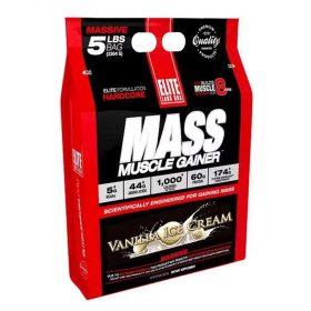 Elite Labs Mass Muscle là sữa tăng cân tăng cơ Mass Gainer tốt nhất hiện nay. Elite Labs Mass Muscle nhập khẩu chính hãng, giá rẻ nhất tại Hà Nội TpHCM