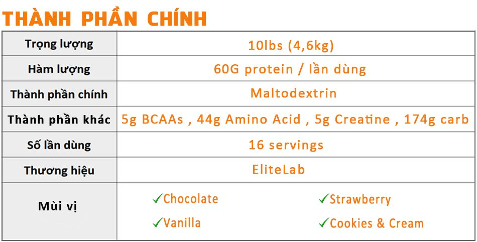 mass muscle gainer 10lbs tang can gia re chinh hang wheyshop 1
