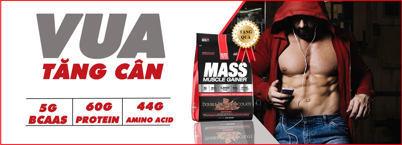 Mass Muscle Gainer 5lbs (2.3kg) 3