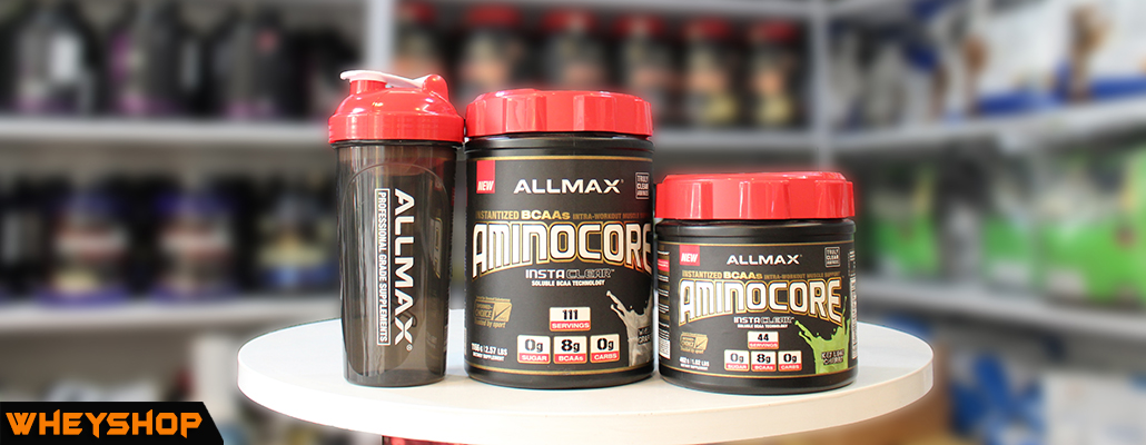 AllMax AminoCore 111 Lần dùng 1