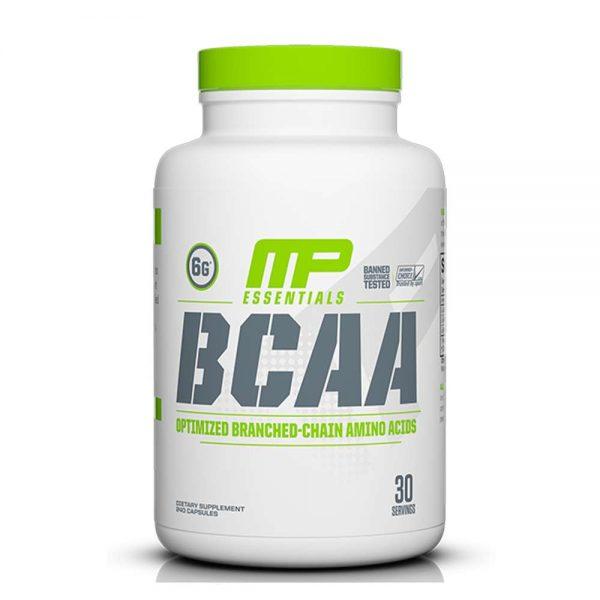 BCAA MusclePharm 3: 1:2 hỗ trợ quá trình phục hồi và phát triển cơ bắp. Sản phẩm được phân phối chính hãng bởi Wheyshop Việt Nam