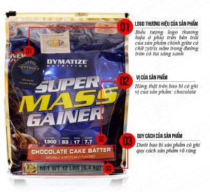 Super Mass Gainer Tăng cân nhanh hơn, an toàn hơn 13