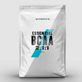 BCAA Myprotein 1kg là sản phẩm chứa 3 amino acids chính dùng để hỗ trợ phục hồi và phát triển cơ bắp 1 cách hiệu quả nhất và giá thành tốt nhất hiện nay.
