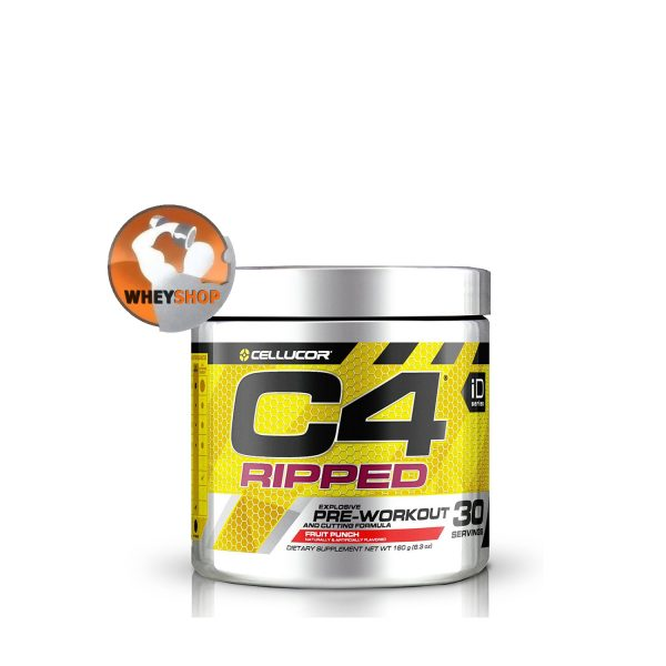 C4 Ripped 30servings