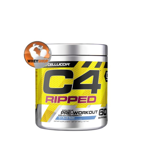 C4 ripped 60servings