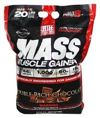 Mass muscle gainer 20lbs (9kg)