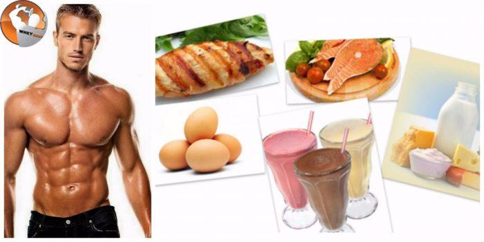 Bổ sung dinh dưỡng để tập gym đúng cách