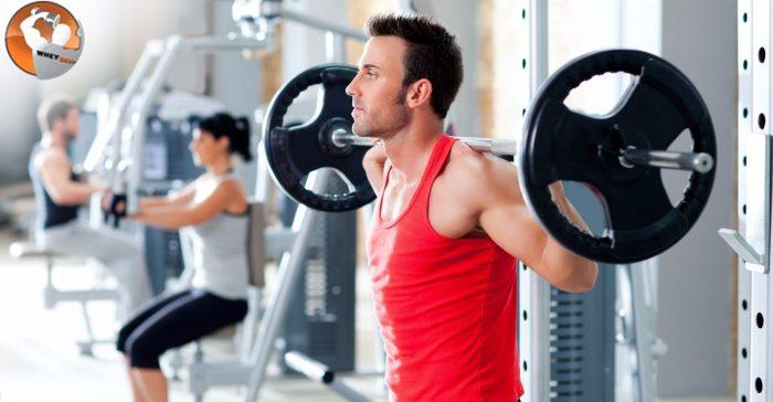 Tập gym đúng cách cũng cần nghỉ ngơi
