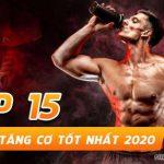 Trả lời câu hỏi người tập gym có nên dùng whey và tổng hợp top 15 sản phẩm Whey Protein tăng cơ giảm mỡ hiệu quả tốt nhất trên thị trường hiện nay..