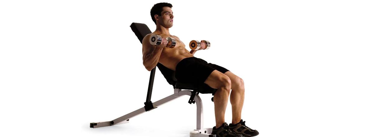 10 bai tap bap tay hieu qua nhat cua bodybuilding Incline Inner-Biceps Curl