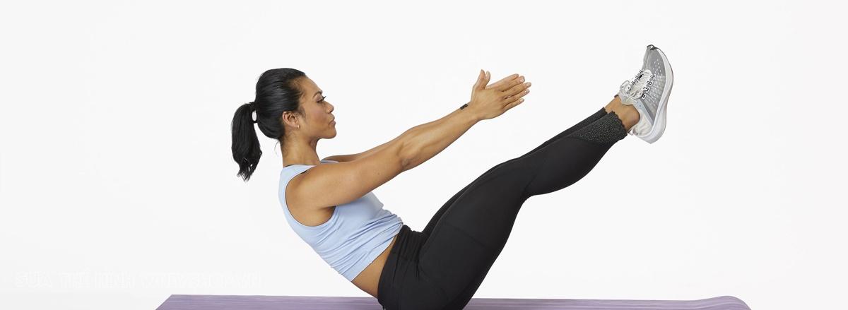 Sit up là bài tập bụng giảm mỡ hiệu quả, dễ thực hiện tại nhà. Bài tập Sit up giúp săn chắc cơ bụng, cải thiện sự sự linh hoạt và giúp cho cơ bắp săn chắc hơn