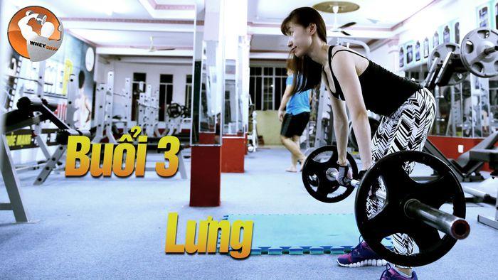 Những điều cần lưu ý khi tập gym body nữ hiệu quả 1