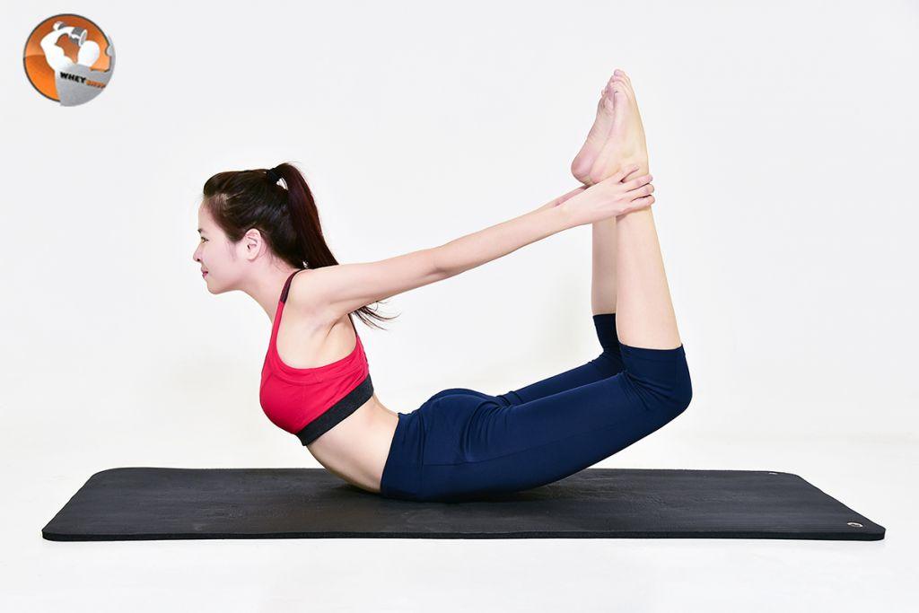 các bài tập yoga tại nhà đơn giản hiệu quả