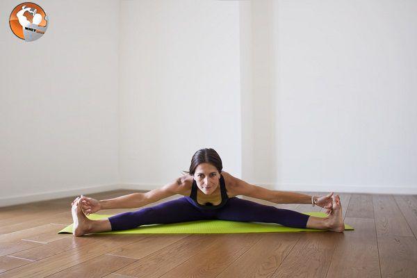 cách tập các bài tập yoga tại nhà đơn giản
