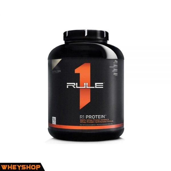 rule1 5 lbs tăng cơ gia re chinh hang wheyshop