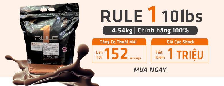 RULE 1 10lbs
