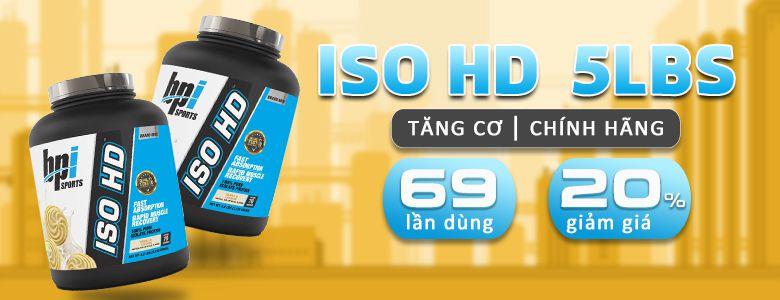 ISO HD