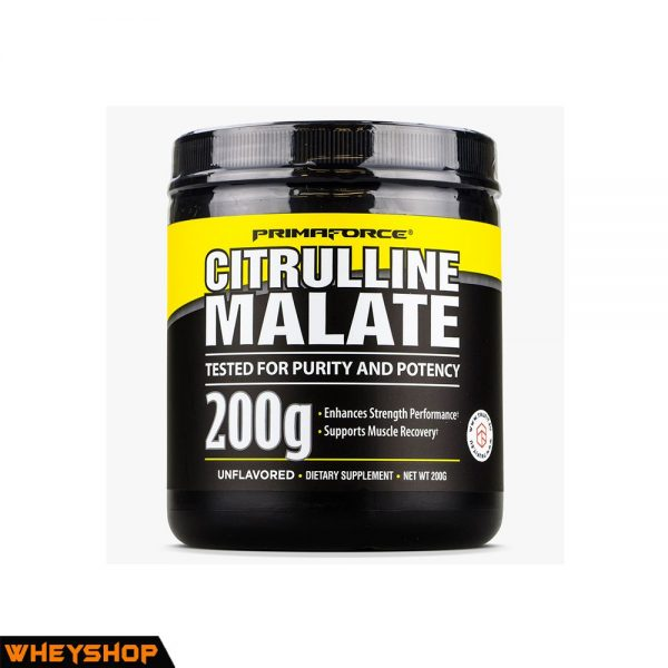 Citrulline Malate Primaforce 200g 1