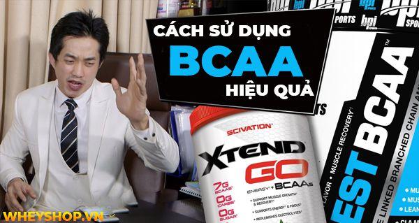 Nếu bạn đang băn khoăn chưa biết BCAA uống khi nào hợp lý và hiệu quả thì hãy cùng WheyShop tham khảo chi tiết bài viết...
