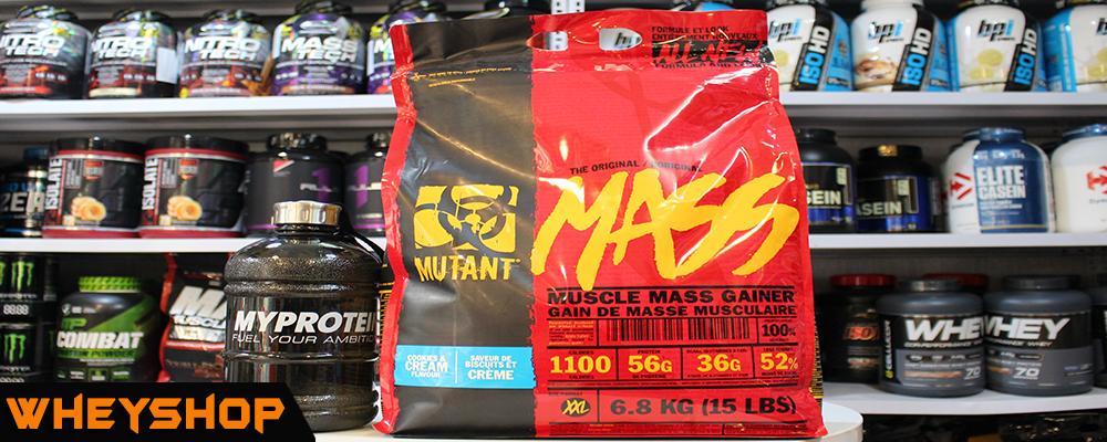 mutant mass có tốt không