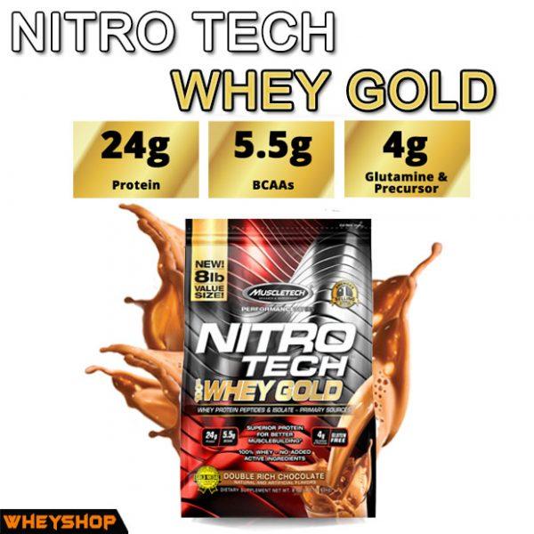 nitrotech whey gold ́8lbs gia re chinh hang wheyshopvn