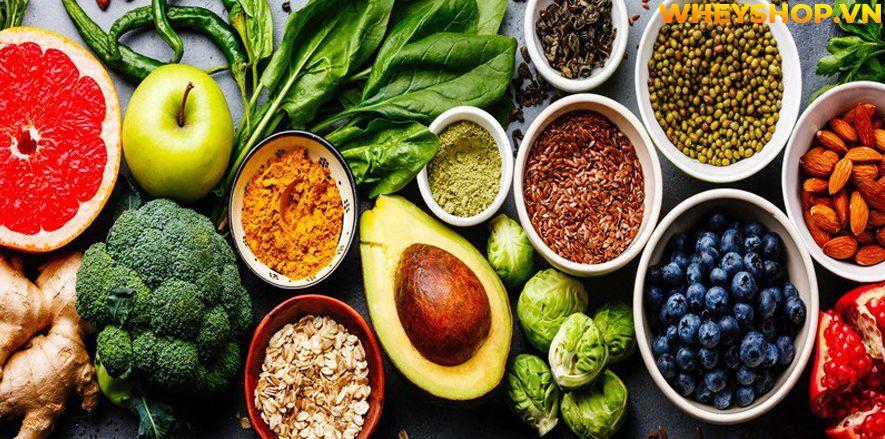 Nếu bạn đang băn khoăn tìm cách tăng cân thì hãy cùng WheyShop tham khảo thực phẩm bổ sung tăng cân cho người gầy...