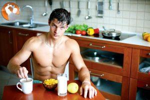 sữa tăng cân cho nam giới