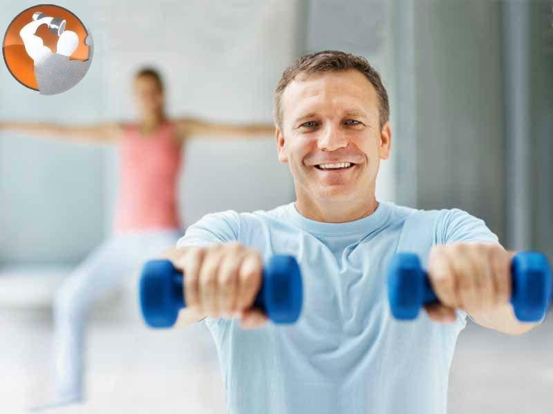 Lời khuyên hữu ích về vấn đề tập thể hình tuổi 50 sao cho hiệu quả nhất 1