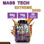 MASS TECH EXTREME 2000 7lbs tăng cân tăng cơ nhanh chính hãng
