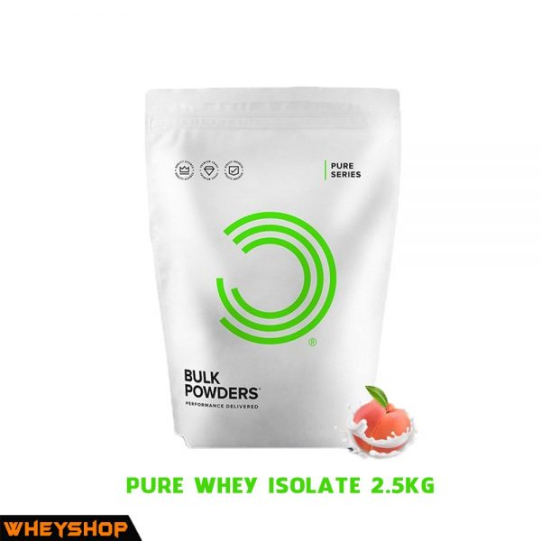 PURE WHEY ISOLATE 2.5KG TANG CO CHINH HANG GIA RE wheyshop vn