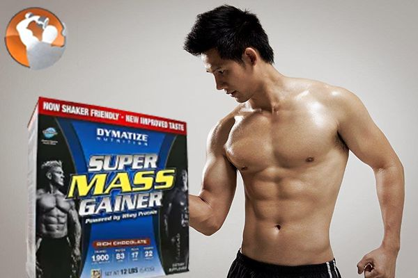 Người gầy có nên uống Super Mass Gainer để tăng cân?