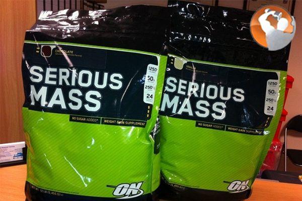 mua serious mass ở hà nội